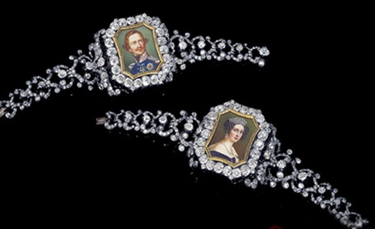 对话古董收藏家:古董珠宝收藏是种缘分